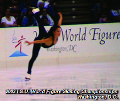 203 I.S,U, World Figure Skating Championships; Washington, DC